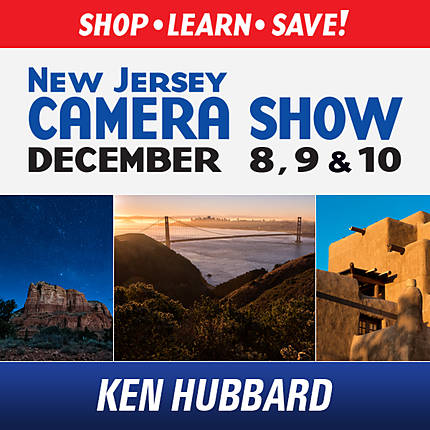 NJCS: Travel Light and Capture the Images You Want with Ken Hubbard (Tamron