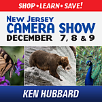 NJCS: Birds to Butterflies - Great Nature Images with Ken Hubbard (Tamron)