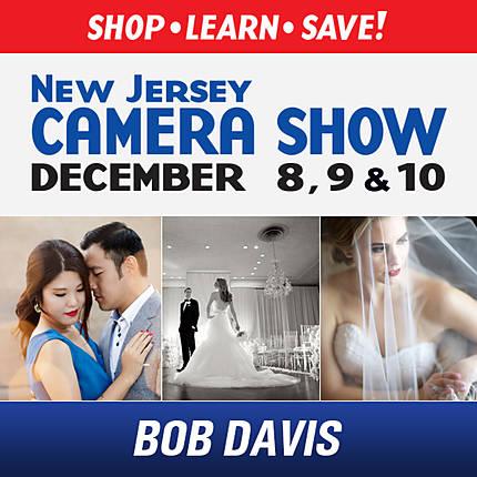 NJCS: Light it, Shoot it, Print it... with Bob Davis (Canon)