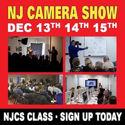 NJCS: Photographing Obstacle Races with Bob Mulholland