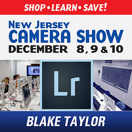 NJCS: Basics of Lightroom - Develop Module with Blake Taylor