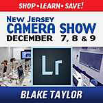 NJCS: Basics of Lightroom - Develop Module with Blake Taylor