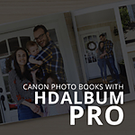 Canon Photo Books with HD Album PRO (Canon)