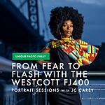 From Fear to Flash with Westcott FJ400: Portrait Shoots w. JC Carey (Philly)
