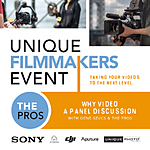 Why Video: Panel Discussion with Gene Szucs and the Pros
