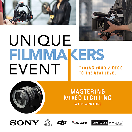 Mastering Mixed Lighting with Aputure