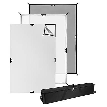 Westcott 4ft x 6ft Scrim Jim Cine Video Kit