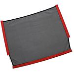 Westcott Fast Flags Double Black Net 18x24in