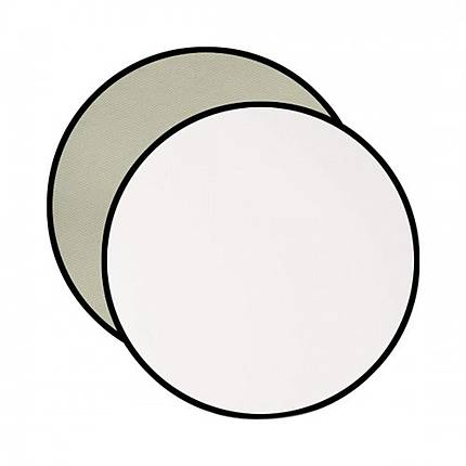 Westcott Collapsible 2-in-1 Sunlight/White Bounce Reflector 40in
