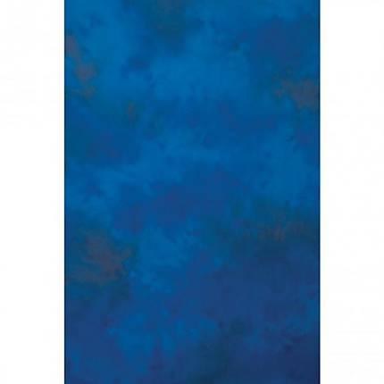 Westcott 10x24 Costa Brava Blue Painted Muslin