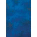 Westcott 10x24 Costa Brava Blue Painted Muslin