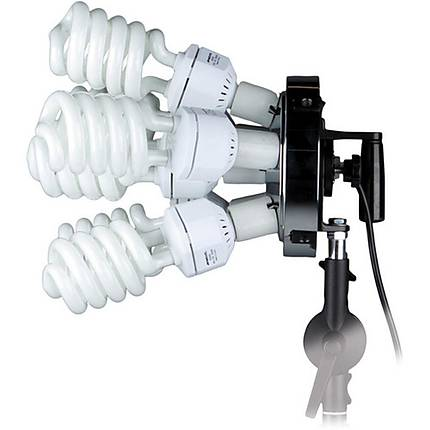 Westcott SpiderLite TD6 1200Watt Light With Tilter Bracket