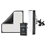 Westcott Flex Cine Bi-Color LED X-Bracket Kit (1 x 1)