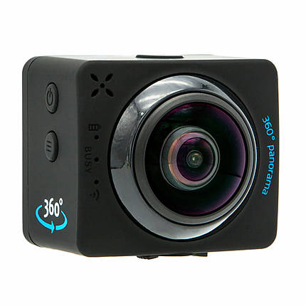 Yashica YAC-436 360 Degree Action Camera