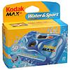 KODAK WATER SPORT SINGLE-USE   27 EXP   ALSO SEE EKC402