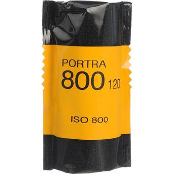 Kodak Professional Portra 800 Color Negative Film (120 Roll Film)