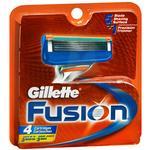 Gillette Fusion Blades 4pk