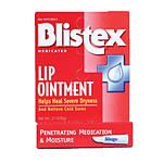 Blistex Lip Ointment .21 oz Red Tube
