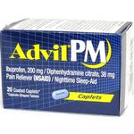 Advil PM Caplets 20ct