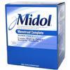 Midol 2pk Caplets (Box of 25 2pks)