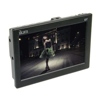 ikan D7 7 3G-SDI/HDMI LCD Field Monitor with Sony L Type Batt Plate