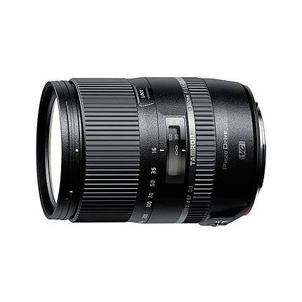 Tamron 16-300mm f/3.5-6.3 Di II VC PZD Wide Angle Lens for Sony - Black