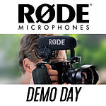 *FREE RSVP* Rode Demo Day