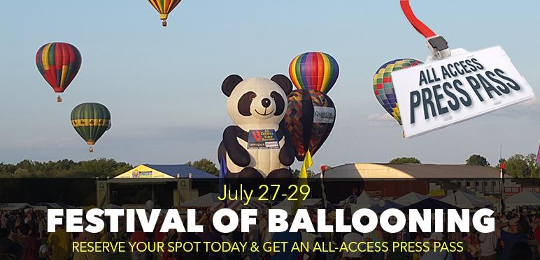 Balloon Festival 2018