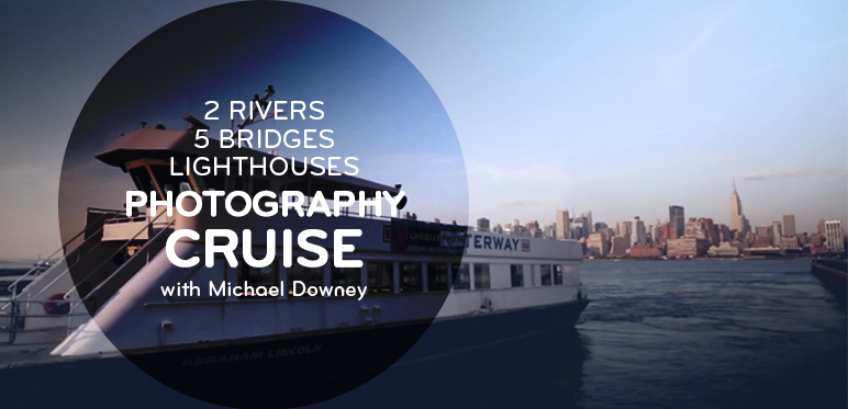 5 Bridges, 2 Rivers, Lighthouses Photography Cruise