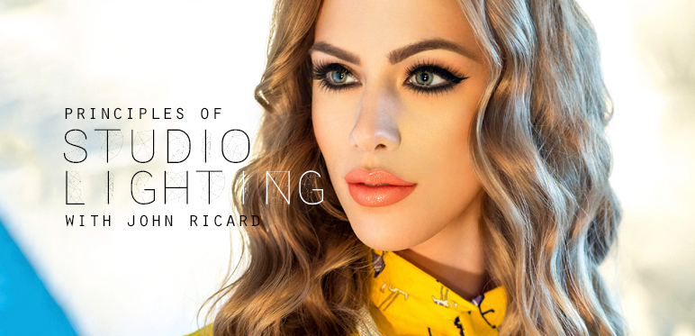 Principles of Studio Lighting with John Ricard