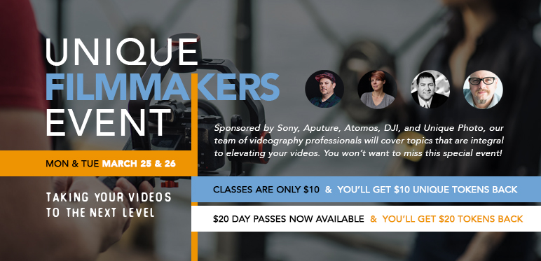 Unique Filmmakers Event