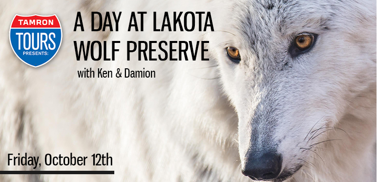 Day at Lakota Wolf Reserve
